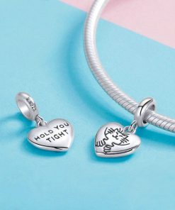 I'm in Love with Cats Silver Pendant