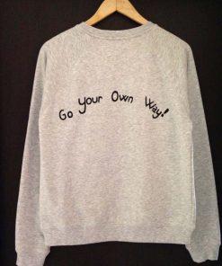 Hand painted Sweatshirt-Cattitude, Women